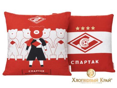 Подушка декоративная Спартак Один за всех, фото 7