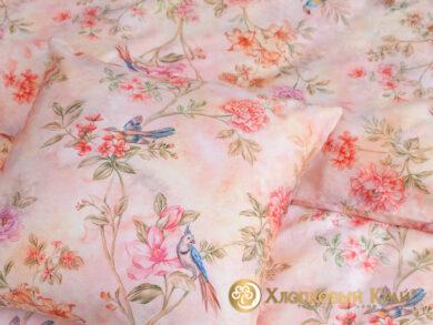 Постельное белье Беатрис лен, фото 10
