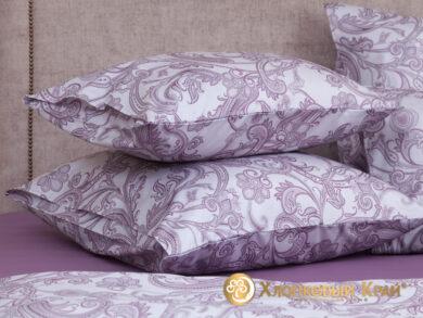 Постельное белье Эмилия лиловый, фото 6