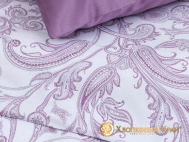 Постельное белье Эмилия лиловый, фото 9