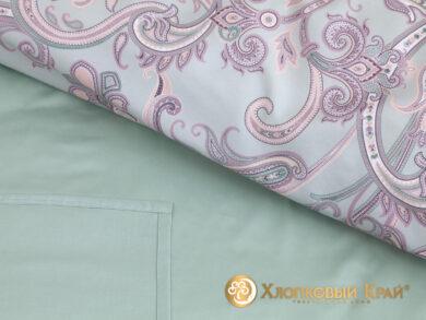 Постельное белье Эмилия полынь, фото 8