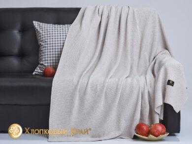 плед-покрывало на кровать Эко лен 180*220см, фото 4