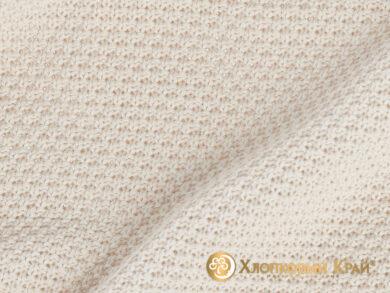 плед-покрывало на кровать Эко молоко 180*220см, фото 8