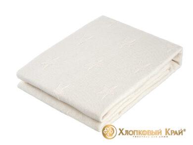 плед-покрывало на кровать Лаунж молоко 180*220см, фото 7