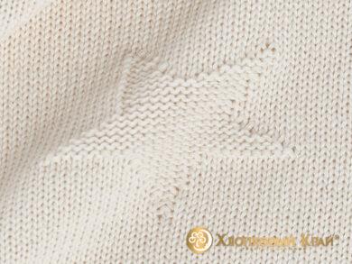 плед-покрывало на кровать Лаунж молоко 180*220см, фото 8