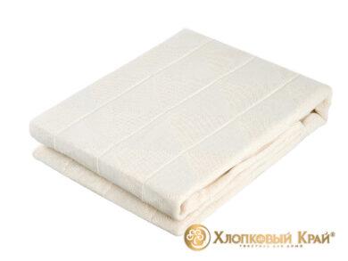 плед-покрывало на кровать Сканди молоко 180*220см, фото 7