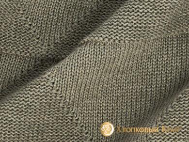 плед-покрывало на кровать Сканди полынь 180*220см, фото 8