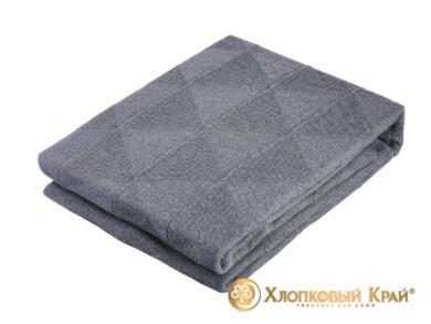 плед-покрывало на кровать Сканди серый 180*220см, фото 7