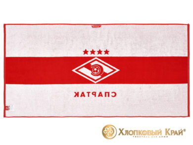 Полотенце банное 140х70 см Спартак the best, фото 3