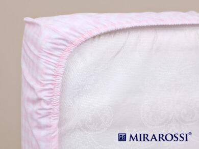 Постельное белье для новорожденных Цветочек pink, фото 6
