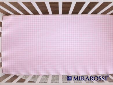 Постельное белье для новорожденных Цветочек pink, фото 10