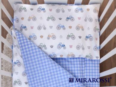 Постельное белье для новорожденных Ферма blue, фото 2