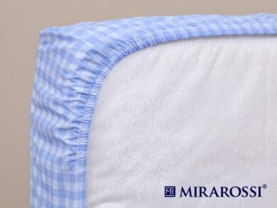 Постельное белье для новорожденных Ферма blue, фото 6