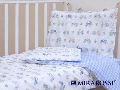 Постельное белье для новорожденных Ферма blue, фото 8