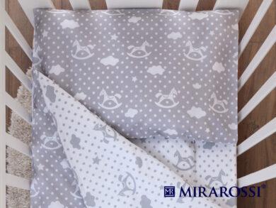 Постельное белье для новорожденных Лошадка, фото 2