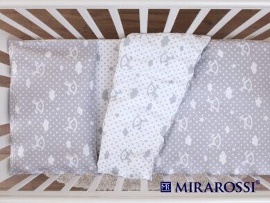 Постельное белье для новорожденных Лошадка, фото 4
