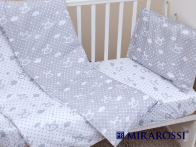 Постельное белье для новорожденных Лошадка, фото 5