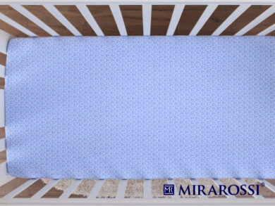 Постельное белье для новорожденных Облачко blue, фото 10