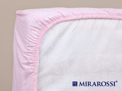 Постельное белье для новорожденных Облачко pink, фото 6