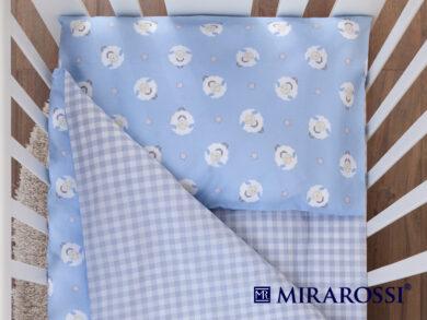 Постельное белье для новорожденных Овечки, фото 2