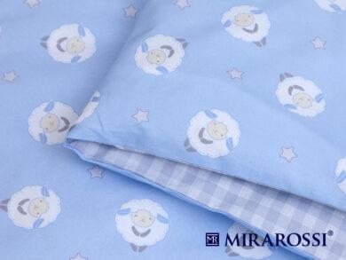 Постельное белье для новорожденных Овечки, фото 3