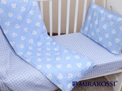 Постельное белье для новорожденных Овечки, фото 5