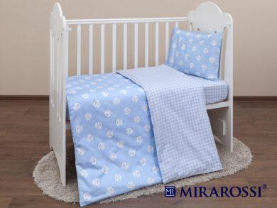 Постельное белье для новорожденных Овечки, фото 7