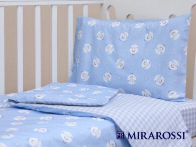 Постельное белье для новорожденных Овечки, фото 8