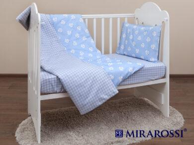 Постельное белье для новорожденных Овечки, фото 9