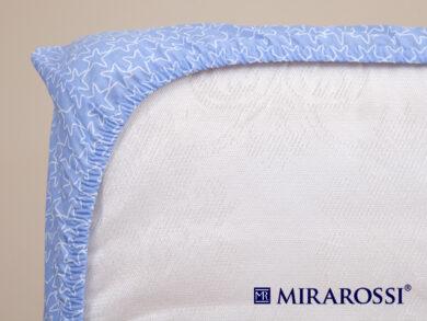 Постельное белье для новорожденных Зайка blue, фото 6