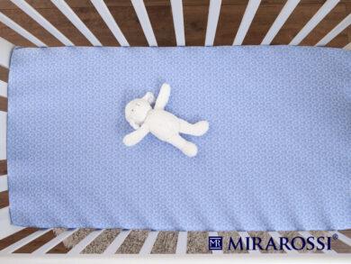 Постельное белье для новорожденных Зайка blue, фото 10
