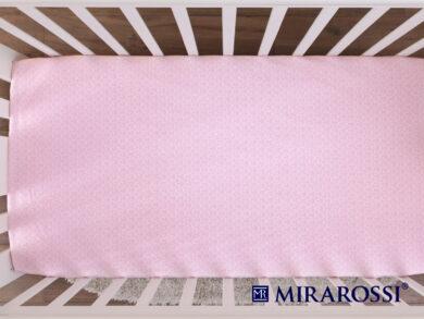 Постельное белье для новорожденных Зайка pink, фото 10