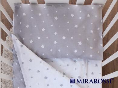 Постельное белье для новорожденных Звездочка grey, фото 2