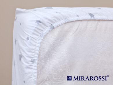 Постельное белье для новорожденных Звездочка grey, фото 6