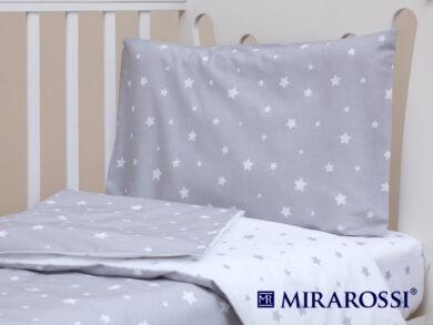 Постельное белье для новорожденных Звездочка grey, фото 8
