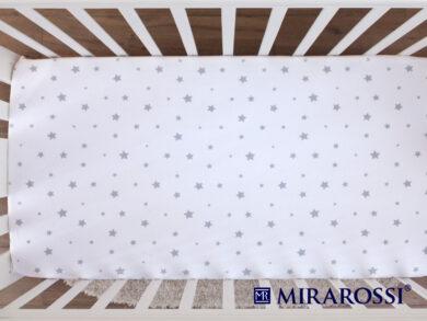 Постельное белье для новорожденных Звездочка grey, фото 10