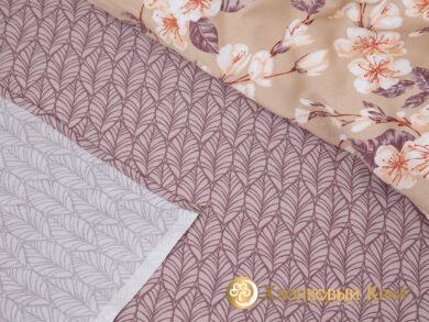 Постельное белье Окинава тауп, фото 9