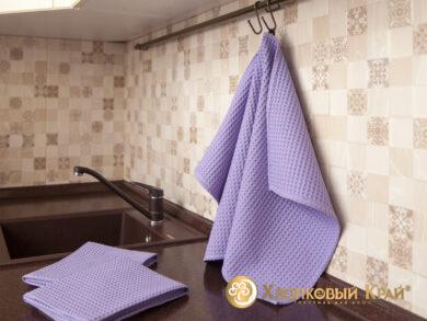 Набор из 3-х полотенец 45*70 см ЛАВАНДА, фото 2