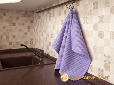 Набор из 3-х полотенец 45*70 см ЛАВАНДА, фото 3