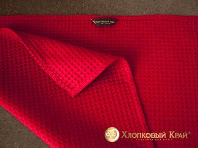 Набор из 3-х полотенец 45*70 см ВИШНЯ, фото 3
