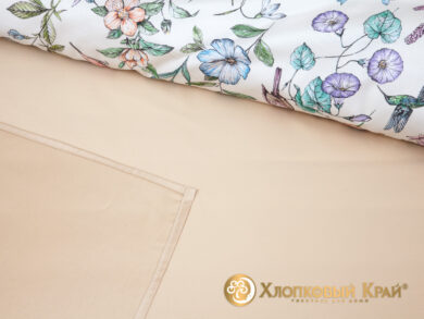Постельное белье Аморетт беж, фото 8