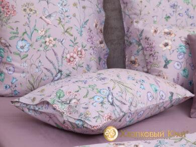 Постельное белье Аморетт слива, фото 6