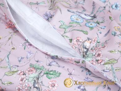 Постельное белье Аморетт слива, фото 7