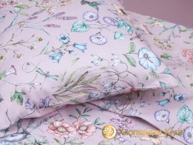 Постельное белье Аморетт слива, фото 9