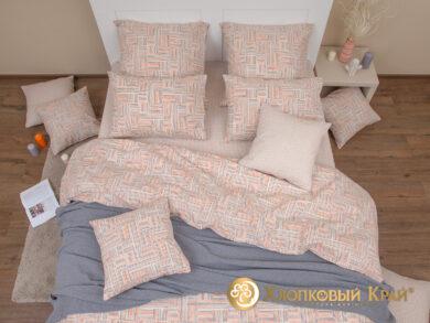 Постельное белье Абени оранж, фото 2