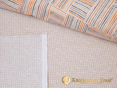 Постельное белье Абени оранж, фото 8