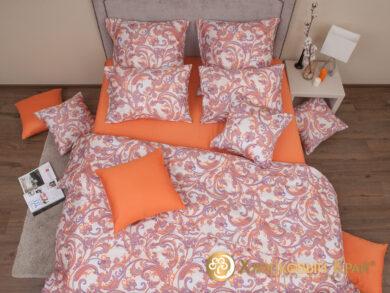 Постельное белье Эмилия оранж, фото 2