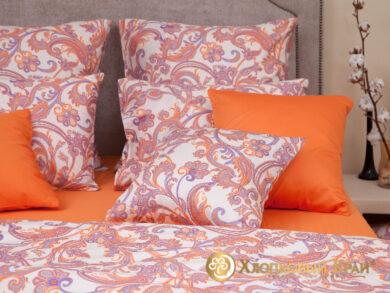 Постельное белье Эмилия оранж, фото 3