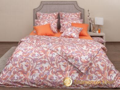 Постельное белье Эмилия оранж, фото 5