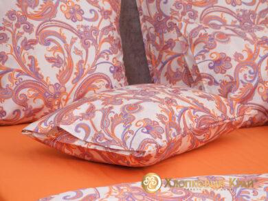 Постельное белье Эмилия оранж, фото 6